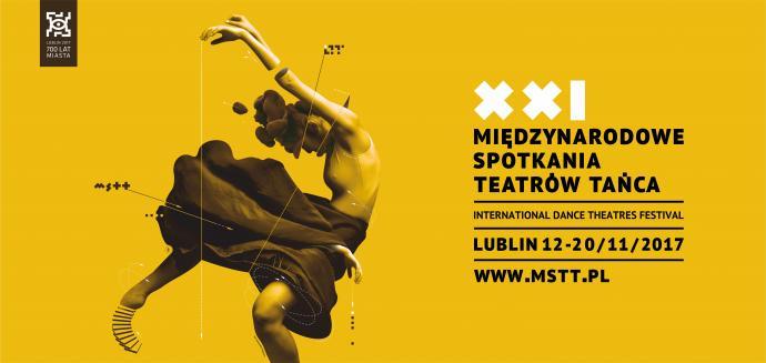 XXI Międzynarodowe Spotkania Teatrów Tańca