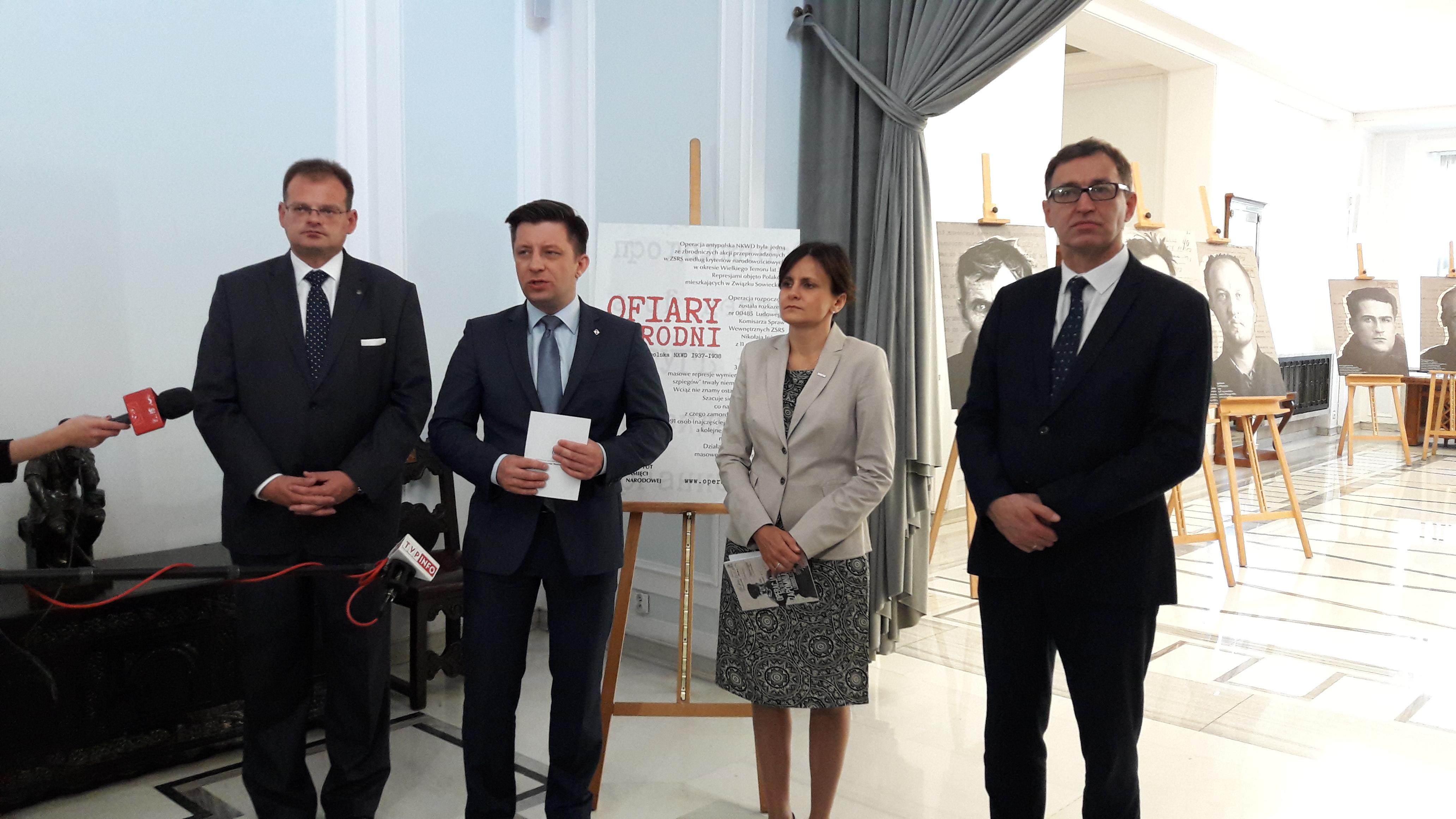 """""""Zapomniane ludobójstwo"""" – konferencja w Sejmie"""