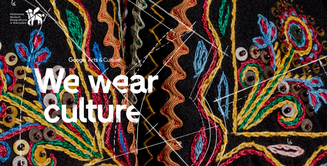 """""""Weaving the Tradition"""" – wystawa polskiej mody ludowej"""