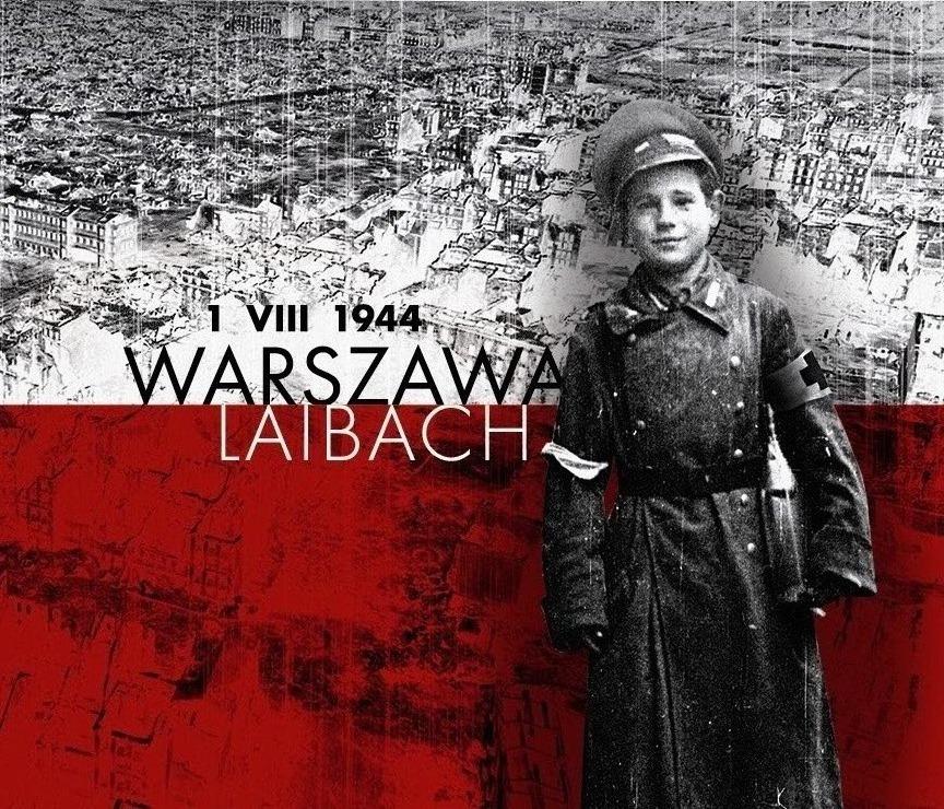 """""""Warszawskie dzieci"""" w interpretacji Laibacha"""