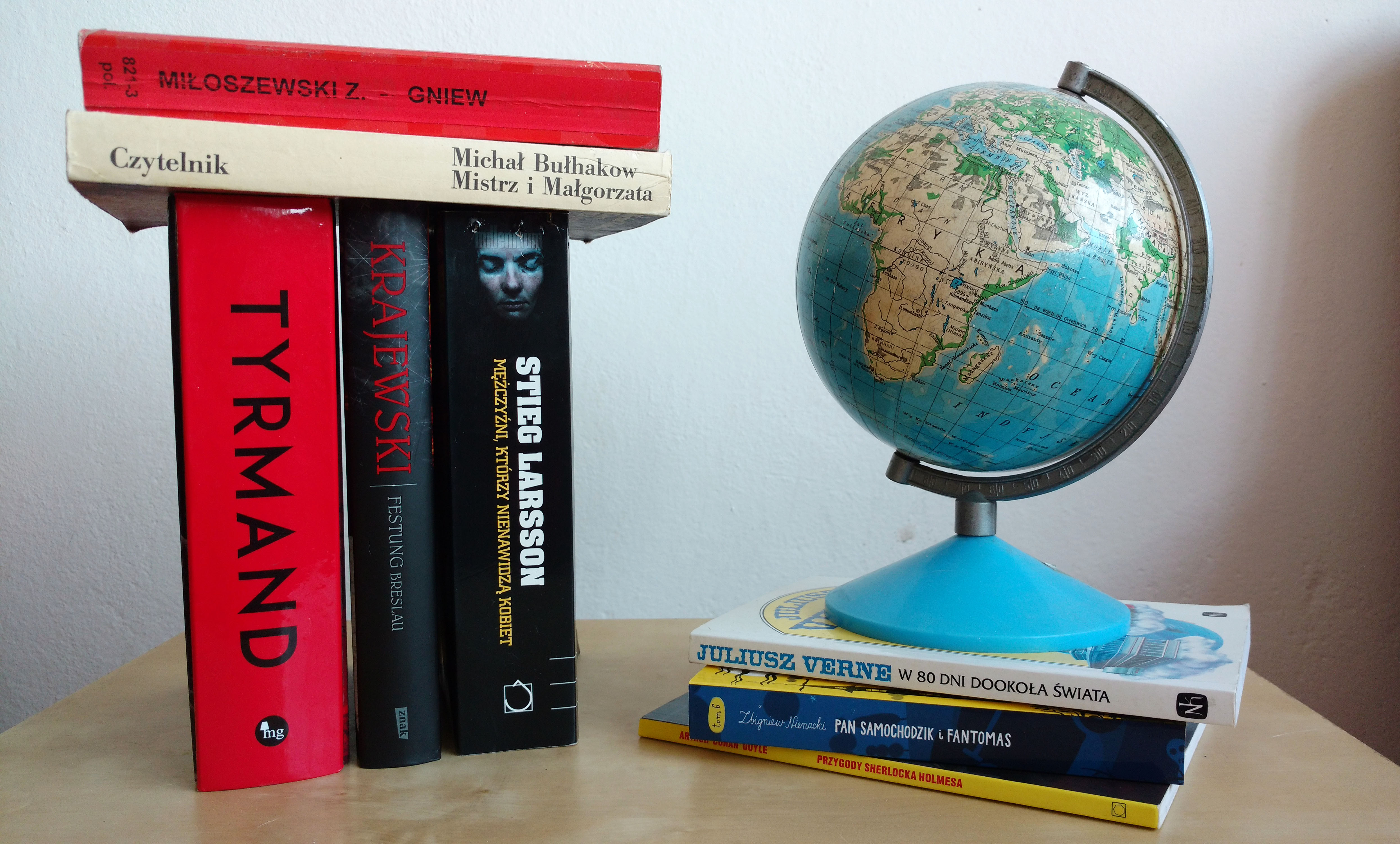 Podróż śladami książkowych bohaterów