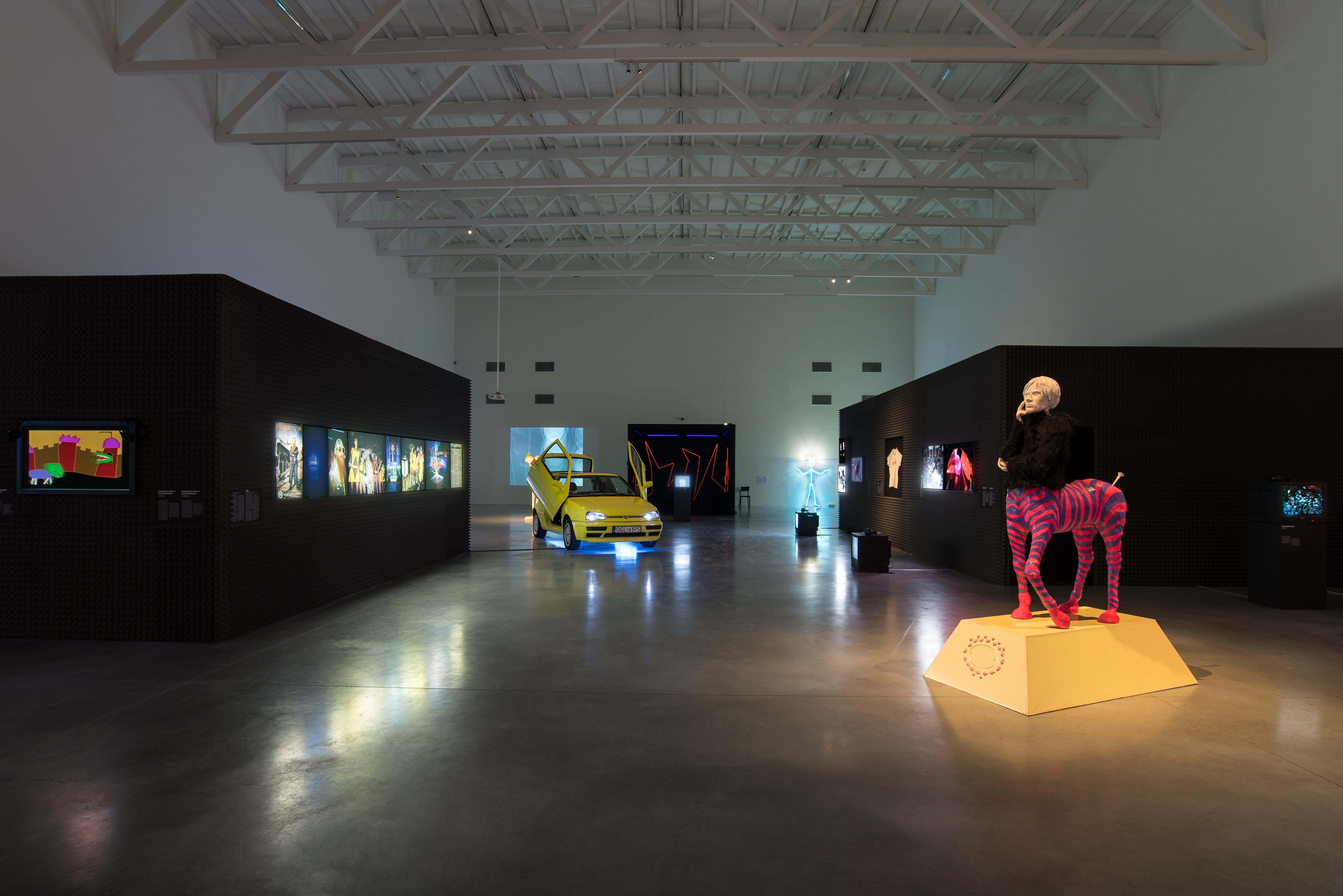 Rave w muzeum