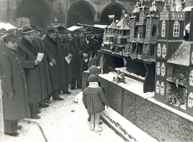 Tradycyjne krakowskie szopkarstwo