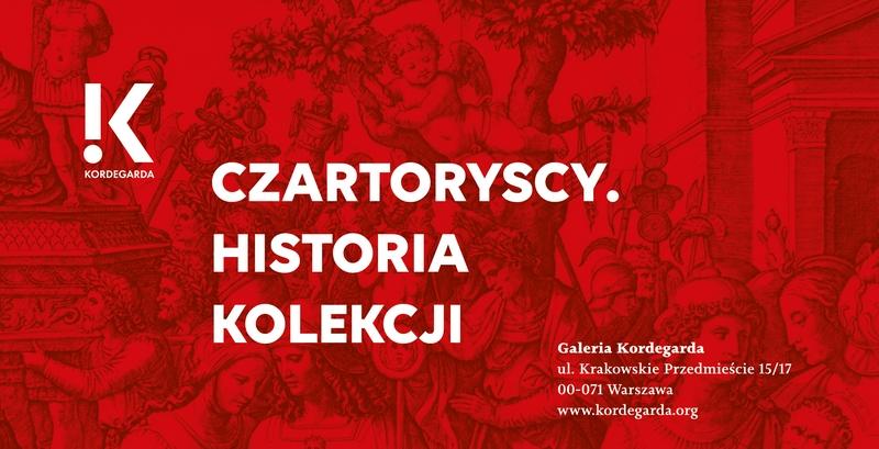 Historia kolekcji książąt Czartoryskich w Galerii Kordegarda