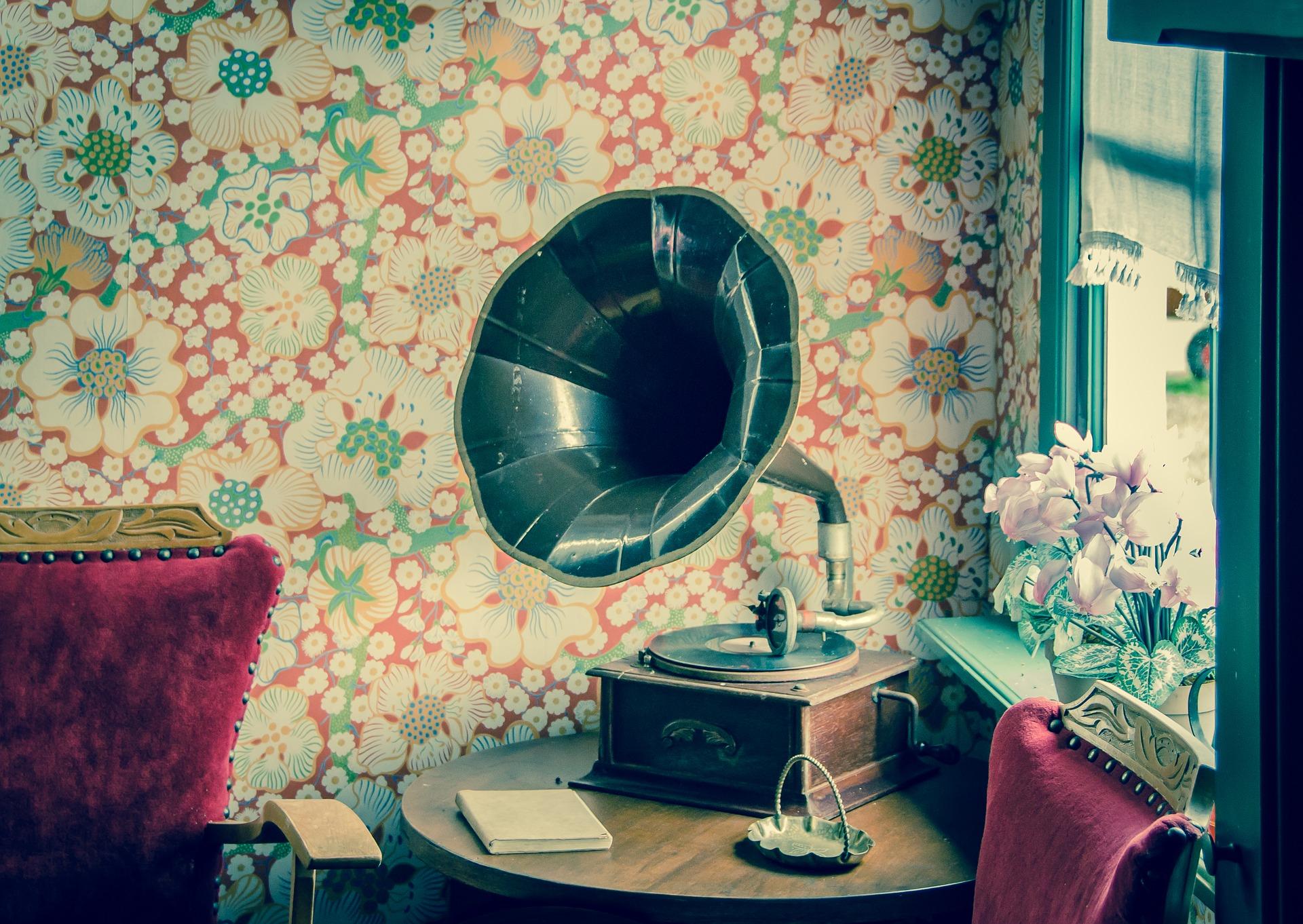 Historia gramofonów w dźwiękowej pigułce