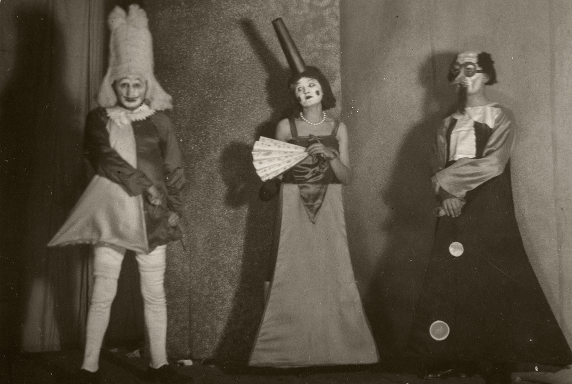 Cricot – awangardowy teatr plastyków 1933-39