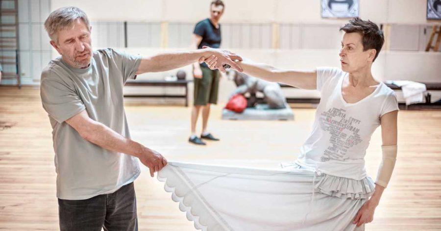 ślub w teatrze narodowym