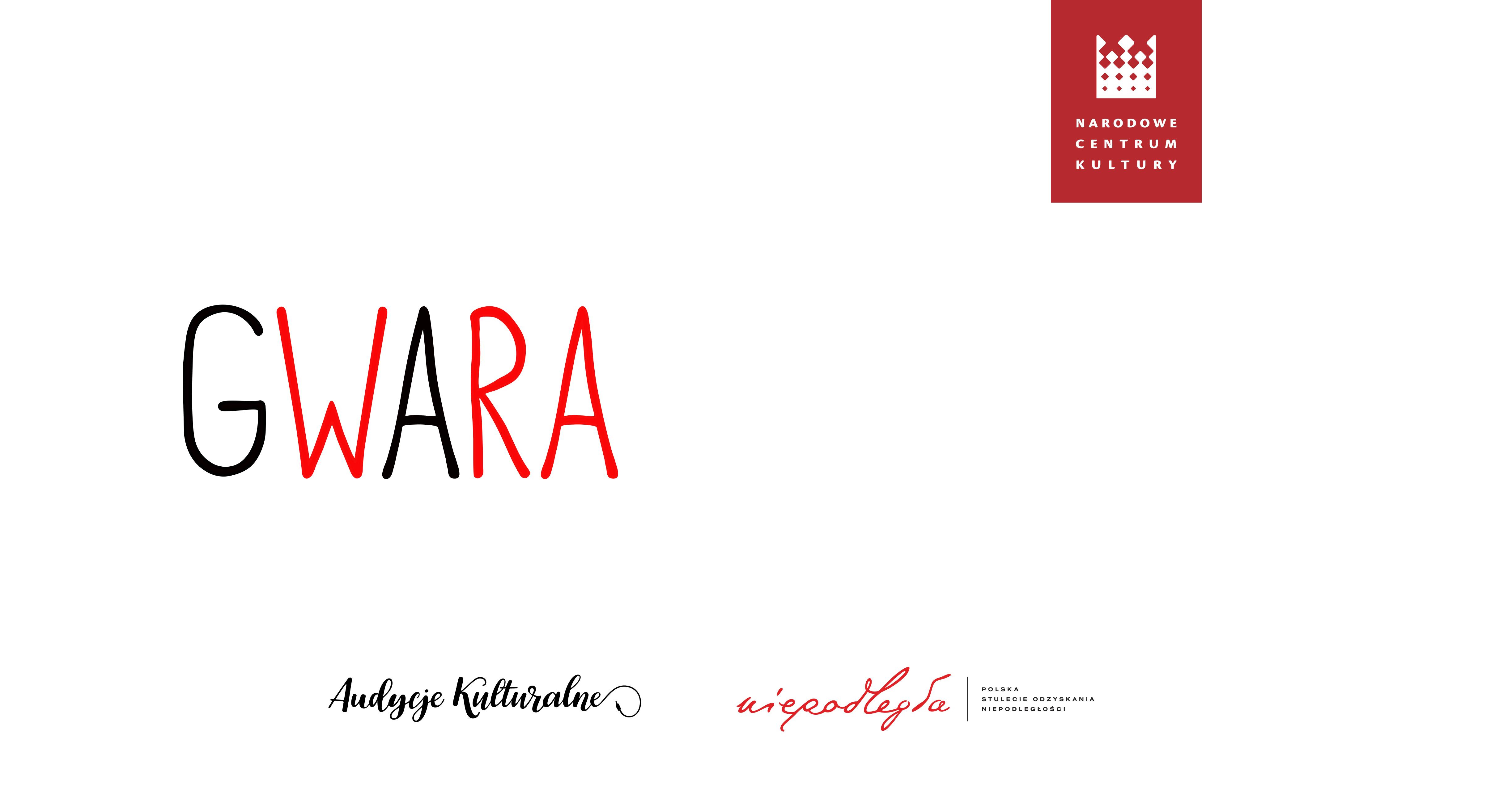Kulturalny Alfabet Niepodległości – GWARA