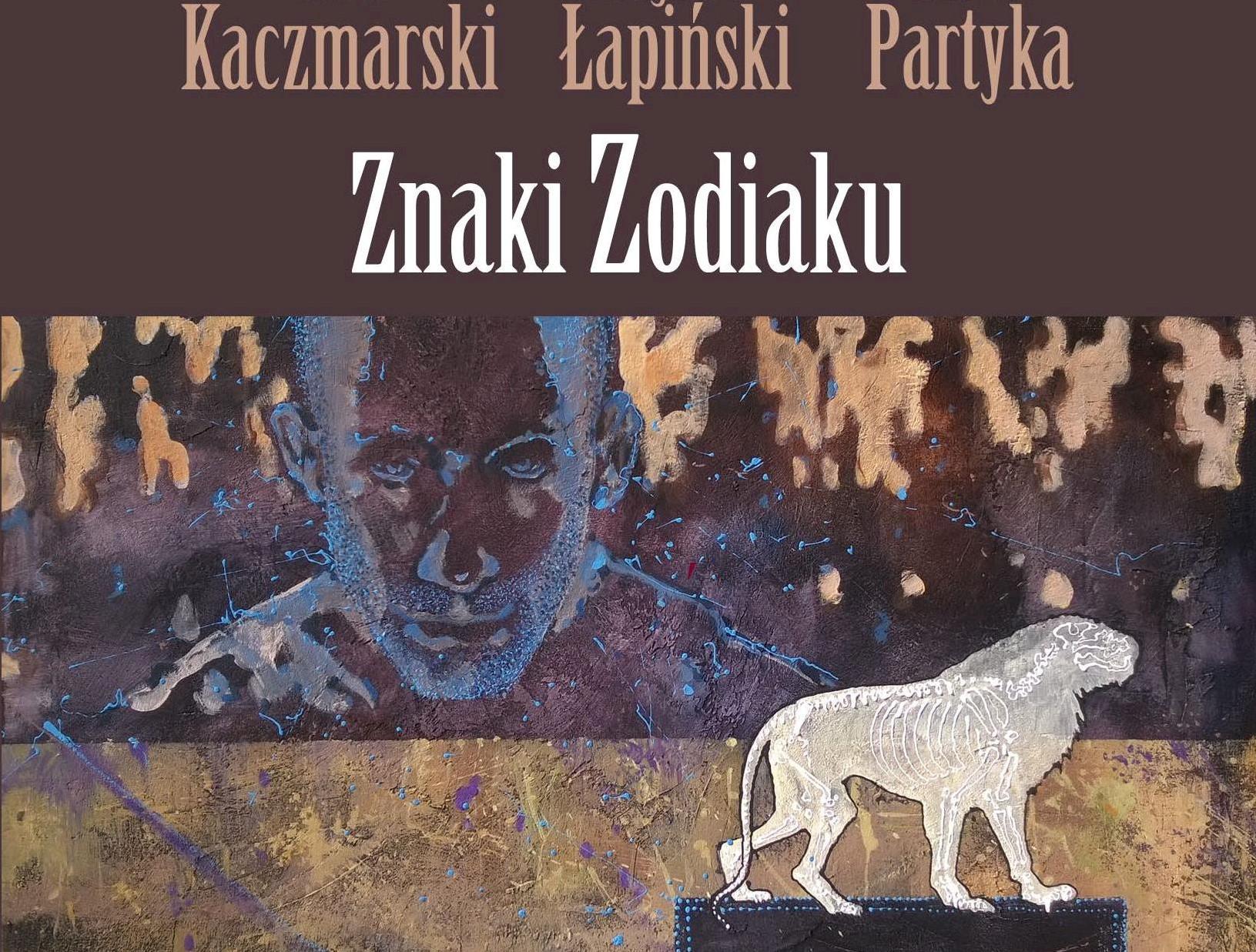 Premiera płyty Znaki Zodiaku poetyckiego duetu Kaczmarski- Łapiński