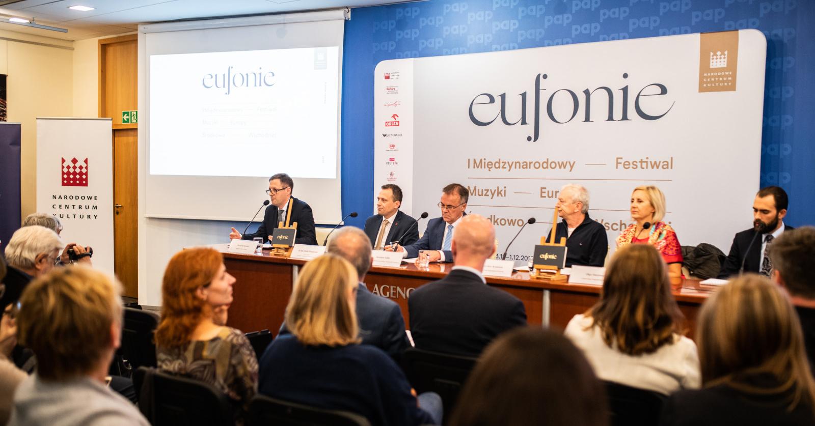 EUFONIE – muzyka Europy Środkowo-Wschodniej