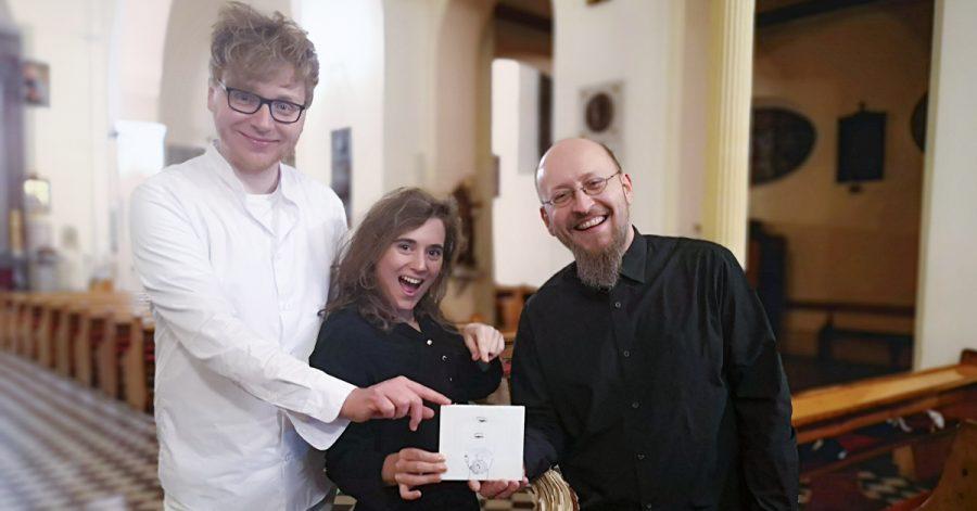 Olga Kozieł, Paweł Grochocki, Paweł Odorowicz pieśni pogrzebowe