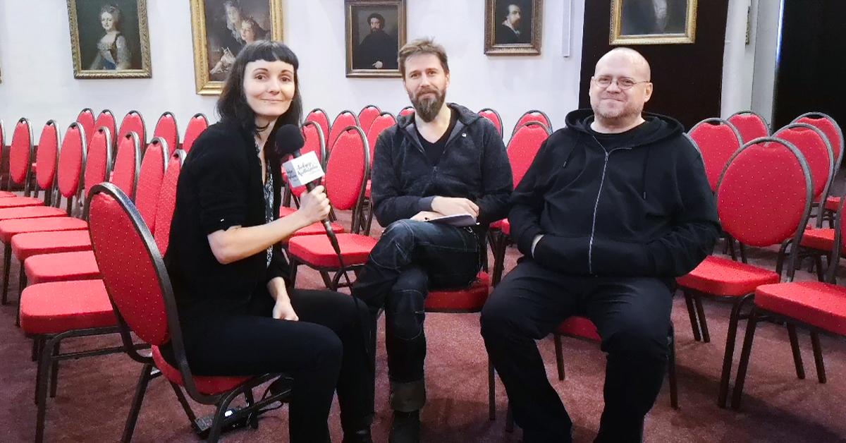 Adam Strug, Łukasz Kozak w rozmowie o Pieśniach o Śmierci