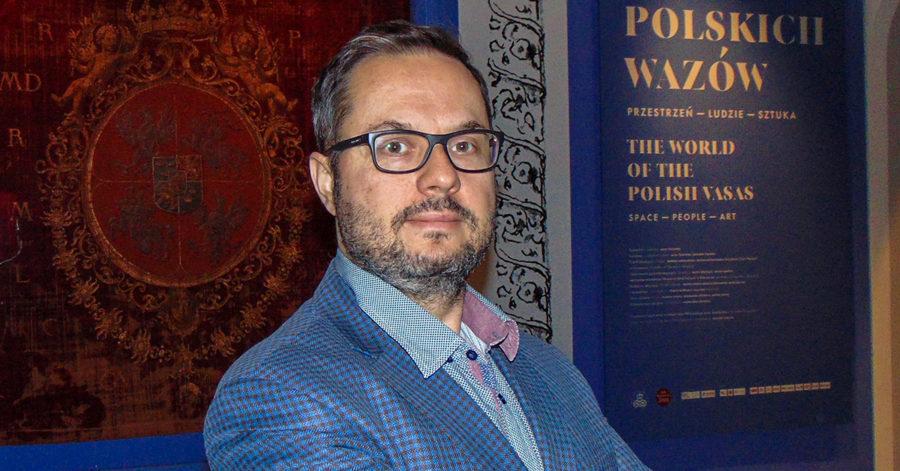 dr Piotr Żukowski w rozmowie o dynastii Wazów